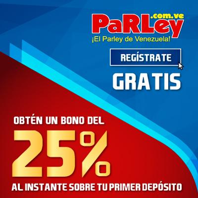 Bono 25% Registro